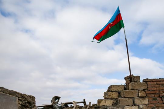 Нарушение режима прекращения огня в Карабахе