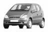A-KLASSE (1996-2003), W168