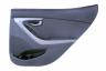 Обшивка задняя левая (правая)